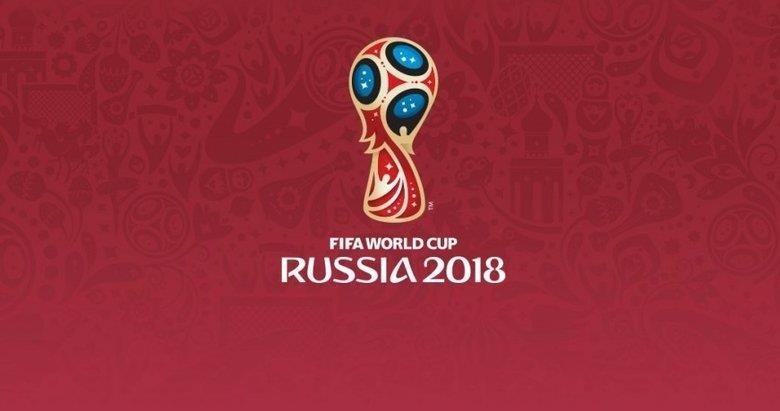 Rusya 2018 Dünya Kupası grup maçları