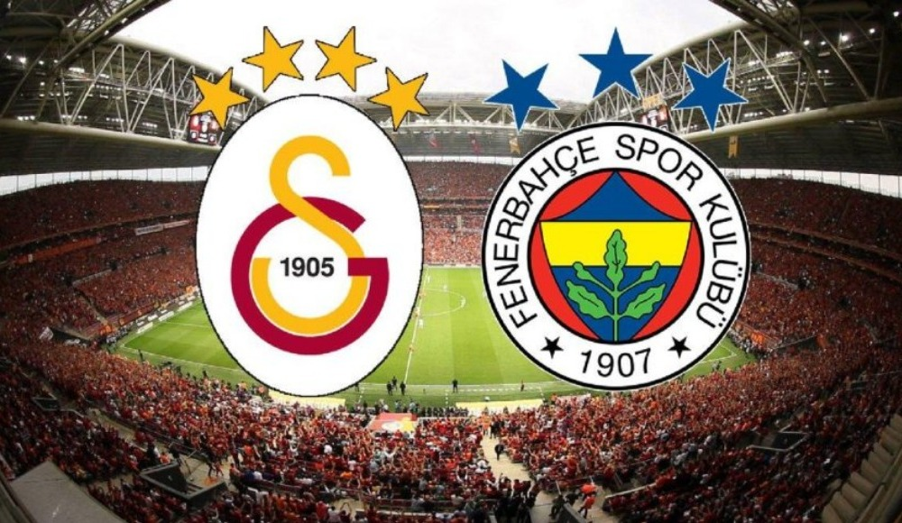2 Kasım 2018 Galatasaray Fenerbahçe derbisi